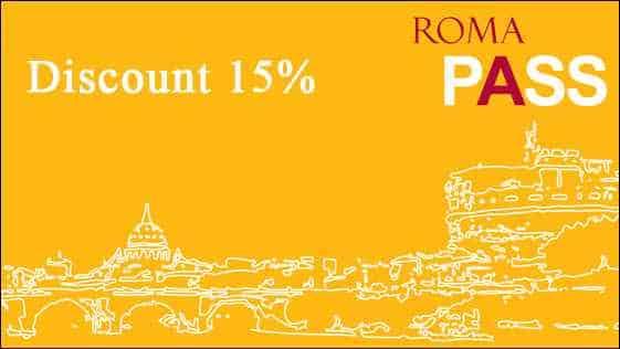discount roma pass