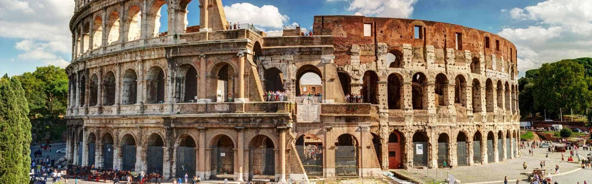 Colosseum, Palatine, Roman forum, private tour