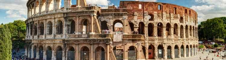 Colosseum, Palatine, Roman forum, private tour