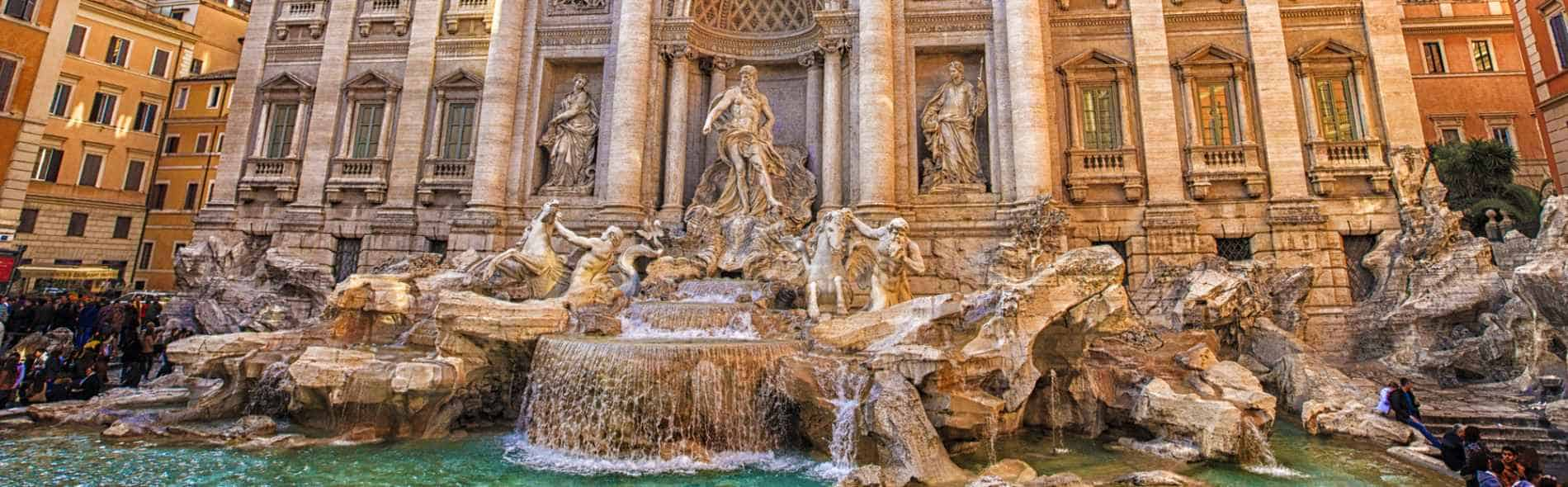 Dowmntown Rome private tour