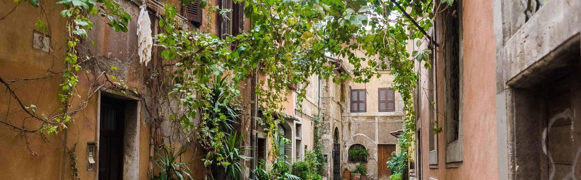 Trastevere, expert private tour guide