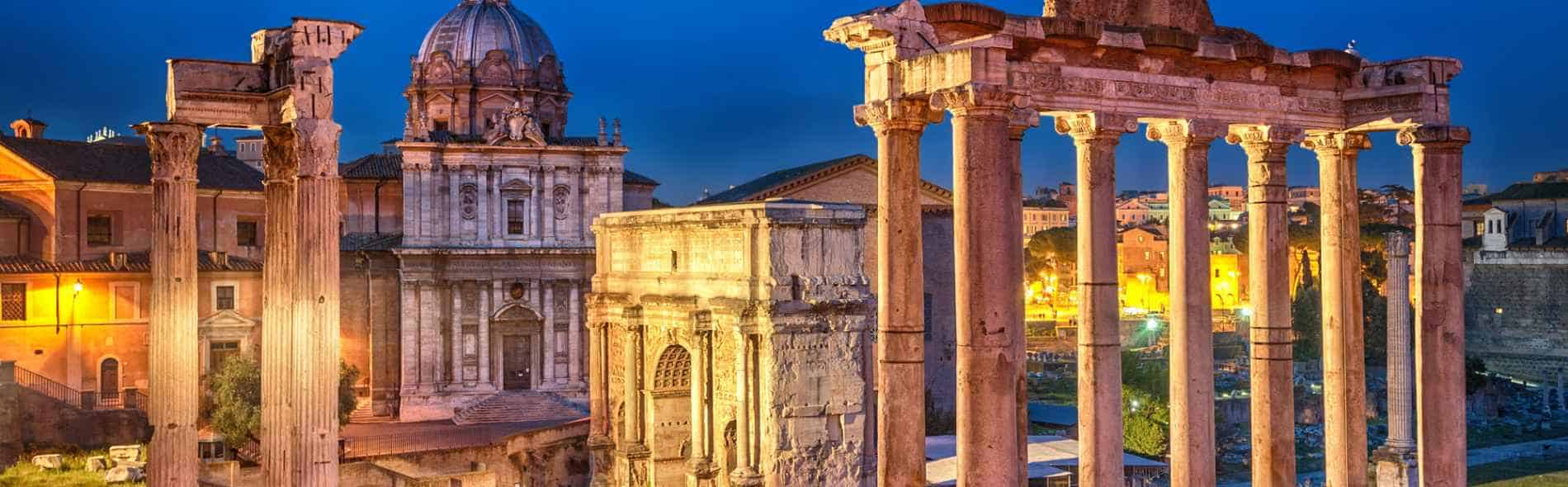 Roman Forum, best private guided tour in Rome
