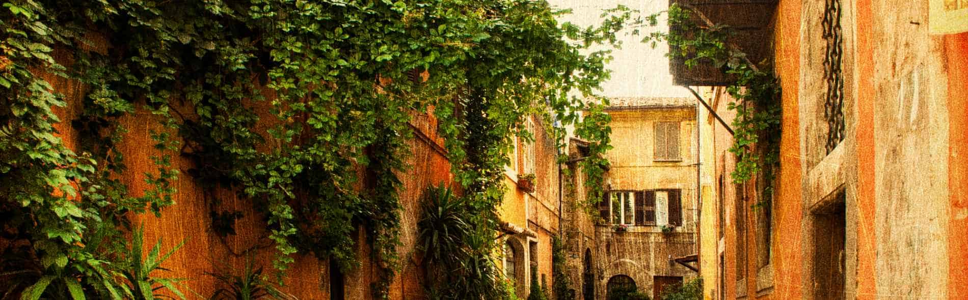 Trastevere corner, expert private tour