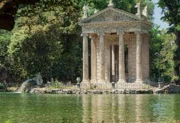Borghese Gallery, Borghese Gardens private tour