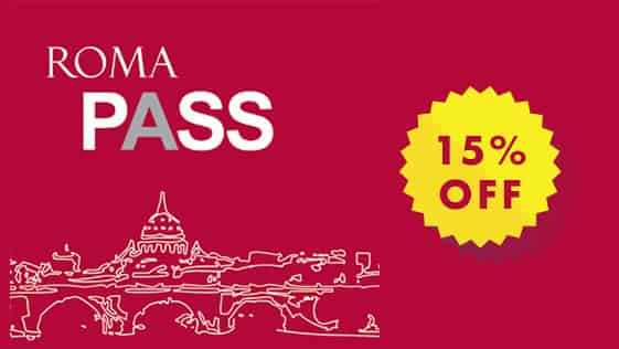 Roma Pass Discount Rome Tour Guide