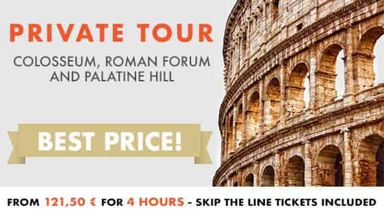 Colosseum Private Tour Rome