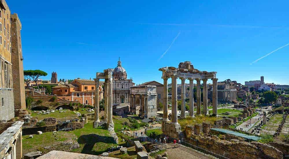 Free Museum Week Rome 2019