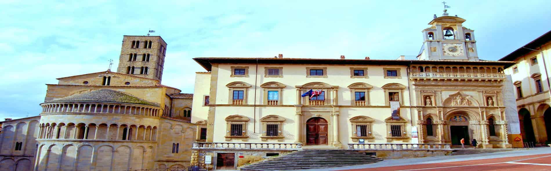 Tour a piedi e visita guidata di Arezzo