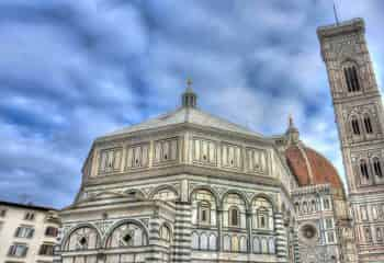 Walking Guided Tour of Florence and Florence Cathedral