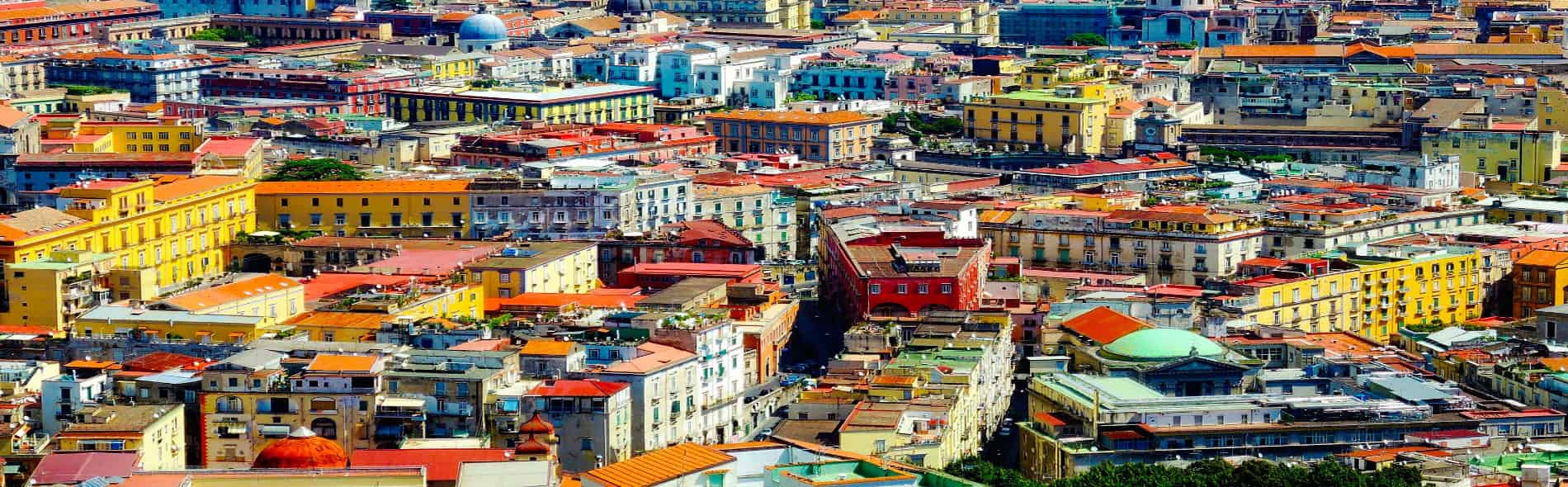 Walking Guided Tour of Naples