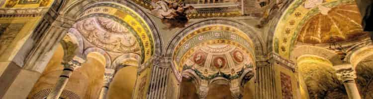 Walking Guided Tour of the Mosaics of Ravenna