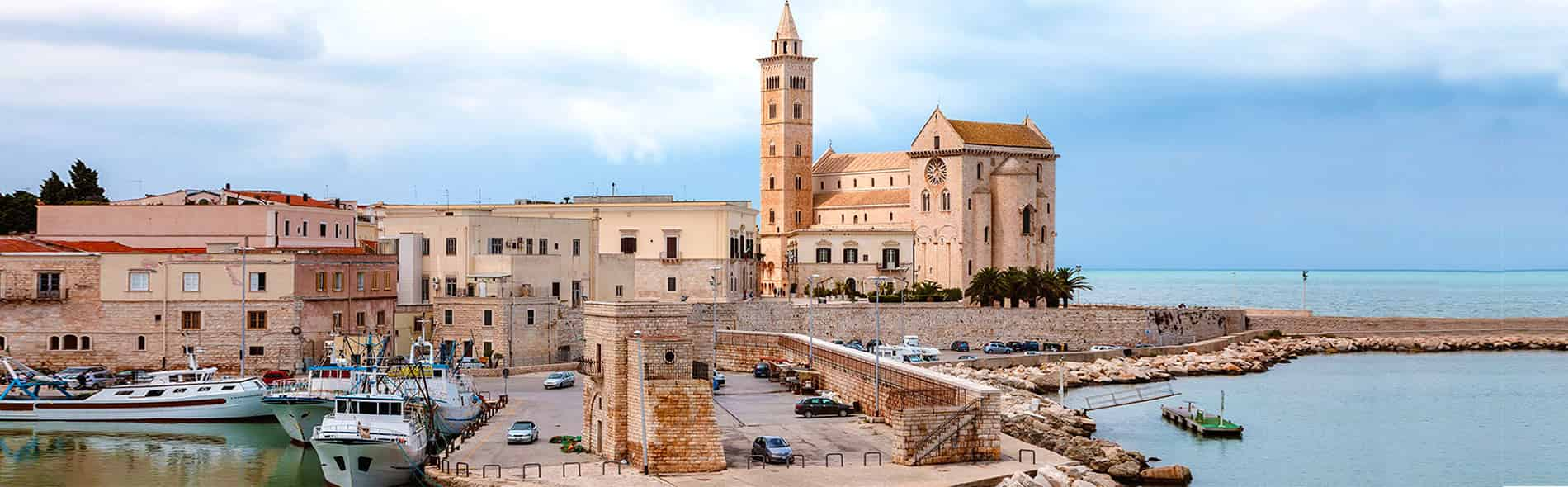 Castel del Monte walking tour