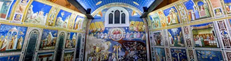 Guided tour in the Scrovegni Chapel