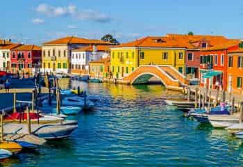Guided tour of Murano and Burano