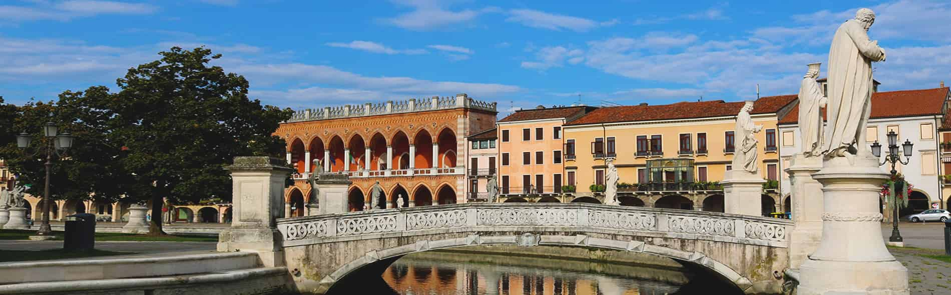 Guided walking Tour of Padua