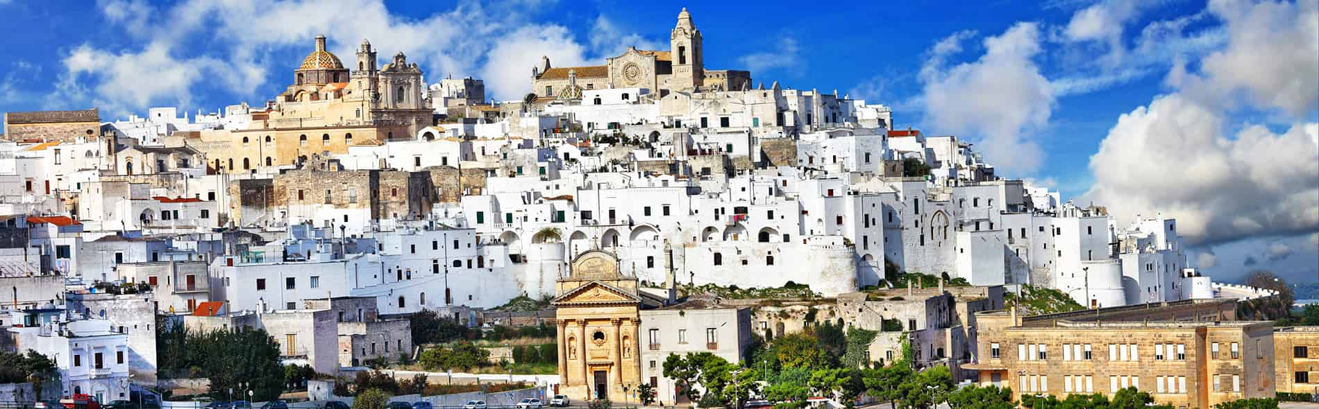 Ostuni Walking Tour