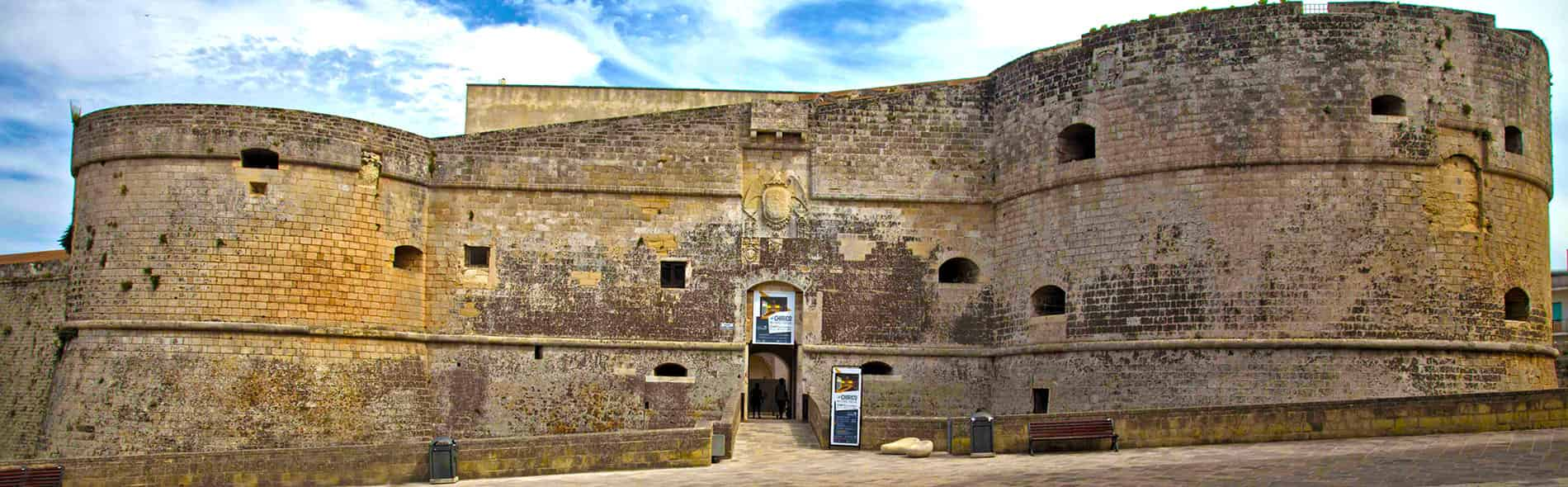 Otranto walking tour