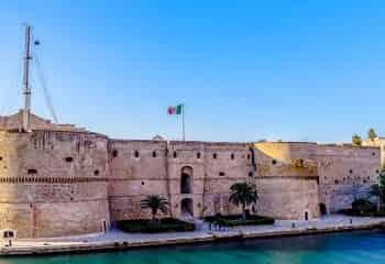 Taranto walking tour