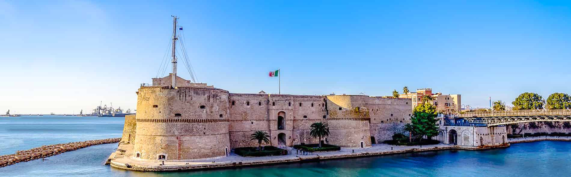 Taranto walking tour