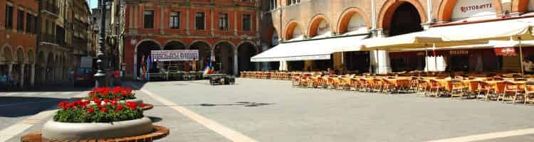 Treviso guided walking tour
