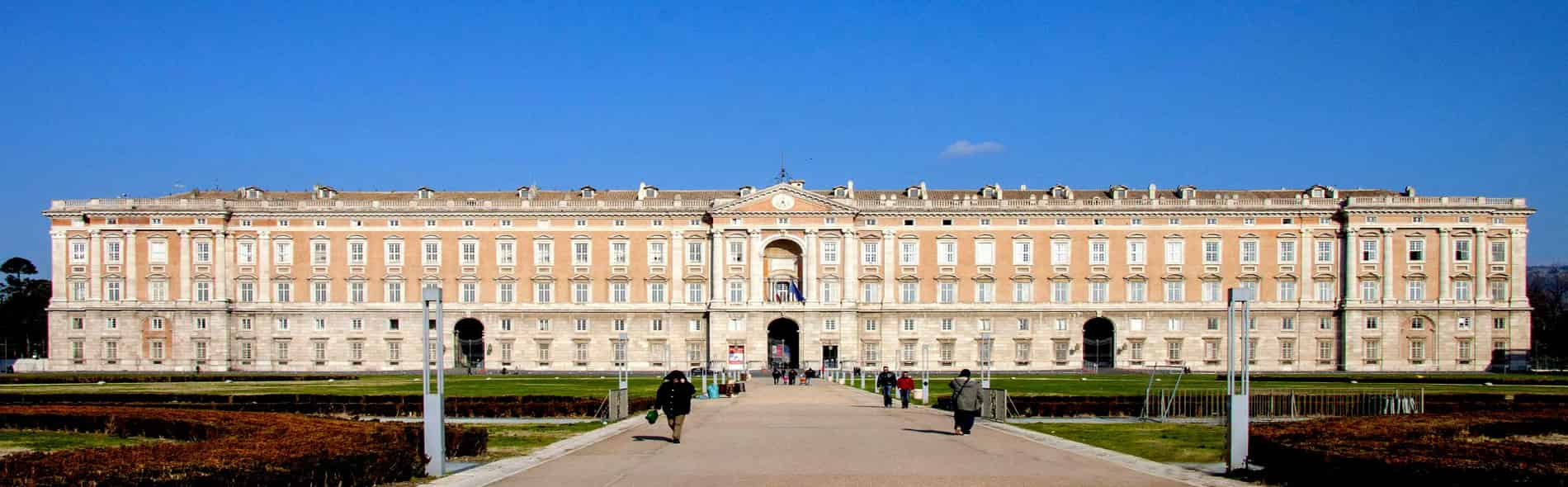 Walking Guided Tour of the Royal Palace of Caserta