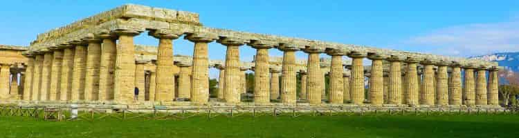 Walking Guided Tour of the Ruins of Paestum